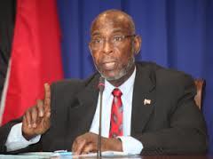 Minister Emmanuel George