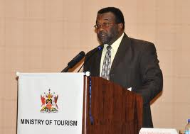 Minister of Tertiary Education, Science and Technology, Dr Rupert Griffith
