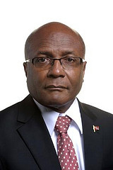 PRO of the United National Congress (UNC), Rodney Charles