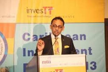 Minister of Trade, Industry and Investment, Vasant Bharath