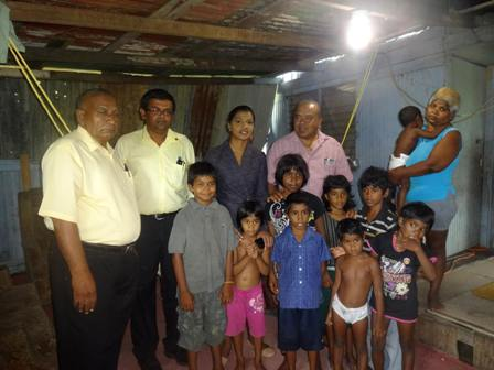 Penal family electricity