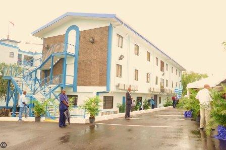 U.W.I. Medical Student Facility San Fernando