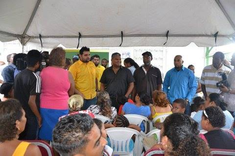 Diego Martin flood victims (11)