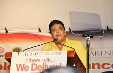 UNC deputy political leader Dr Roodal Moonilal