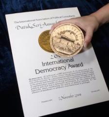 Democracy Award