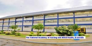 3 The National Academy of Nursing and Allied Health, El Dorado