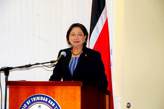 Honourable Kamla Persad Bissessar SC