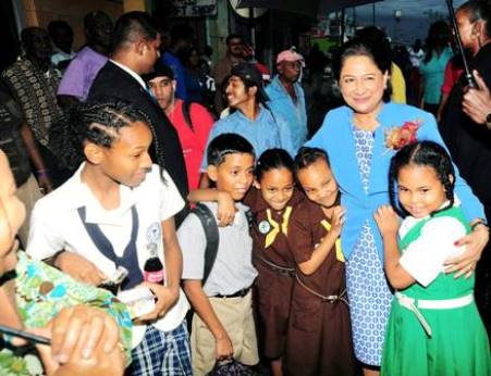 Kamla go to school