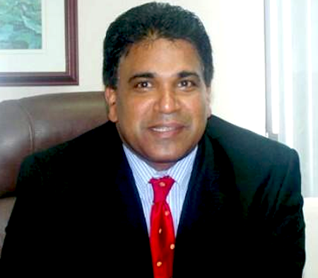 Oropouche East MP Dr Roodal Moonilal