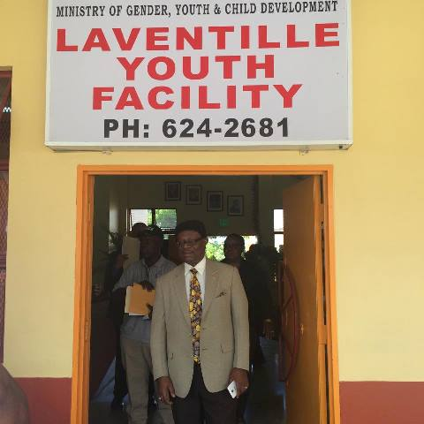 Laventille Youth Facility reopened
