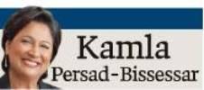 Kamla Persad-Bissessar SC, MP