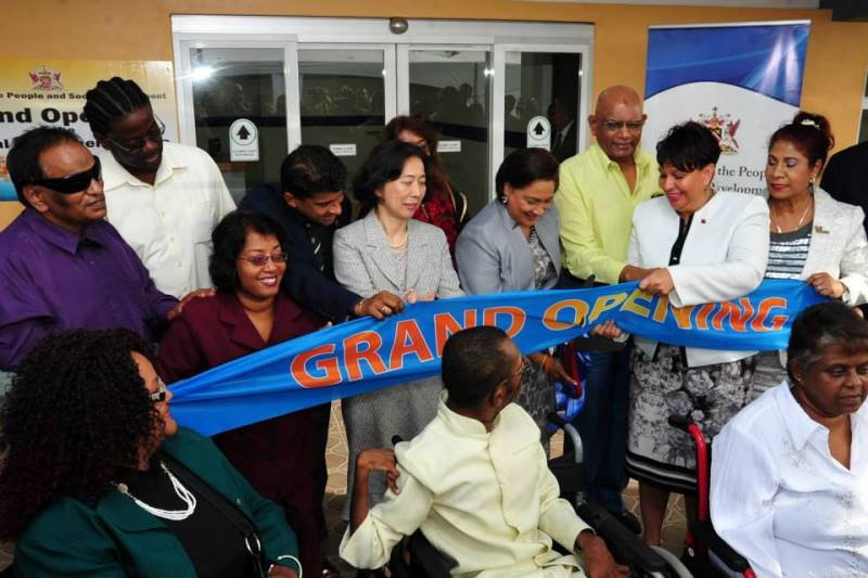 National Enrichment Centre for Persons with Disabilities opens at Carlsen Field