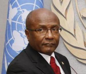 Mr. Rodney Charles  Member of Parliament  Naparima