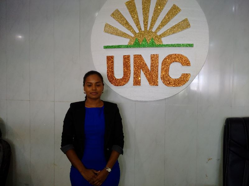 Candidate for the Electoral District of Auzonville / Tunapuna Ms. Lauren C. Kanhai