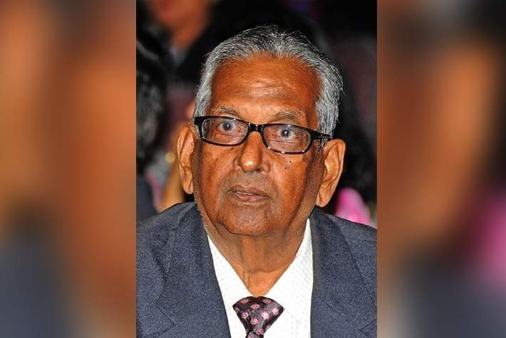 Mr. Kamaluddin Mohammed Photo Courtesy: Trinidad Express