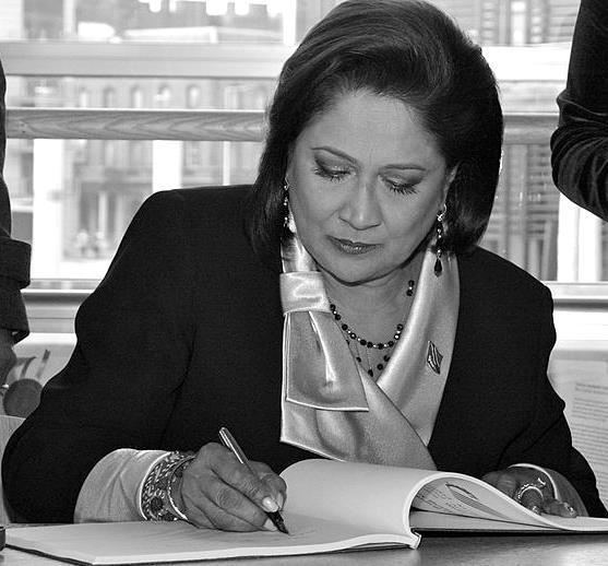Political Leader the Hon Kamla Persad Bissessar