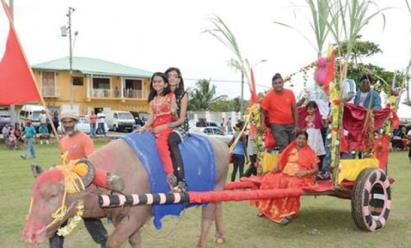 Trinidad-begins-170th-Indian-Arrival-Day-celebrations