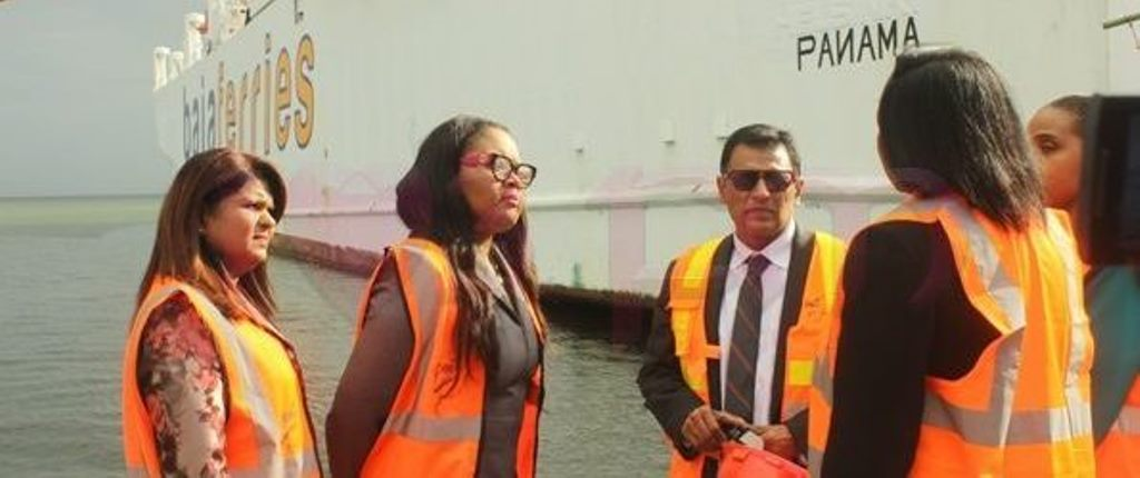 Cabo-Star-Cargo-Vessel-Tour-Rohan-Sinanan-Transport-Minister-