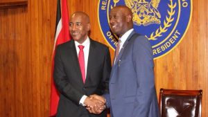 Le Hunte sworn in