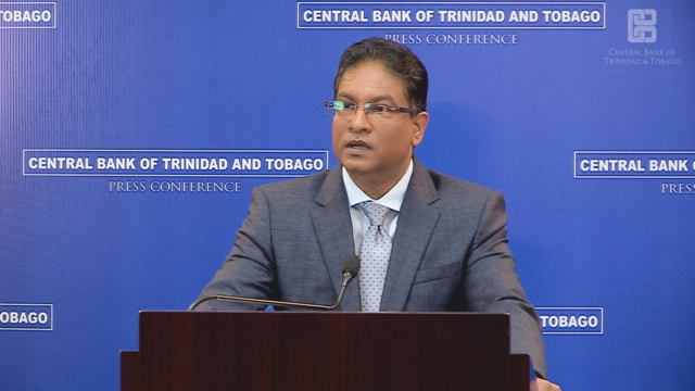 Jwala Rambarran (former Governor, Central Bank of Trinidad & Tobago)