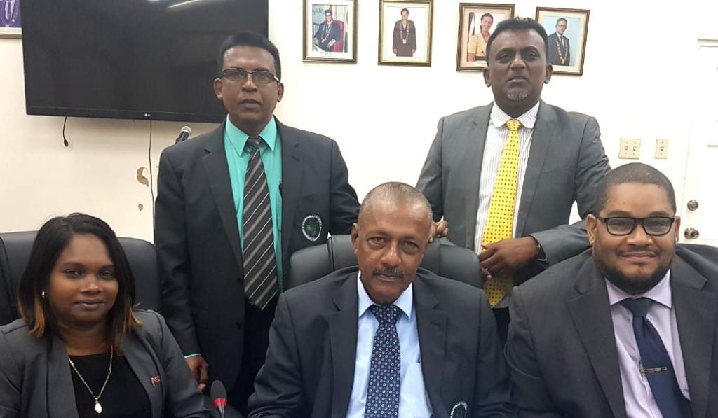 TPRC UNC Members