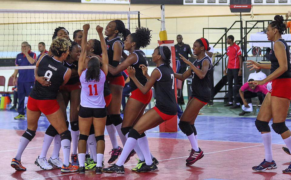 Trinidad and Tobago Women's Volleyball Team