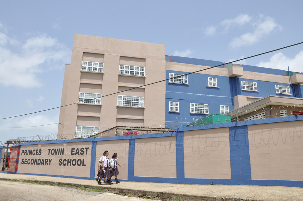 Princes Town East Secondary